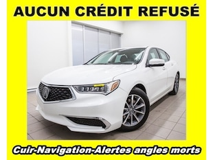 2018 Acura TLX Tech *Navigation* GR Securite *Sieges Chauf* Promo Berline