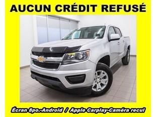 2019 Chevrolet Colorado LT Android / Applecarplay CAM Recul *ÉCran Camion cabine Crew