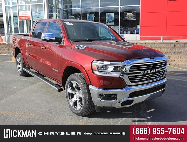 Hickman Motors St Johns >> New 2019 Ram All New 1500 Laramie For Sale St John S Nl