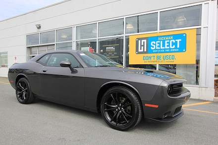2018 Dodge Challenger SXT Blacktop Ed./ Sunroof/Leather