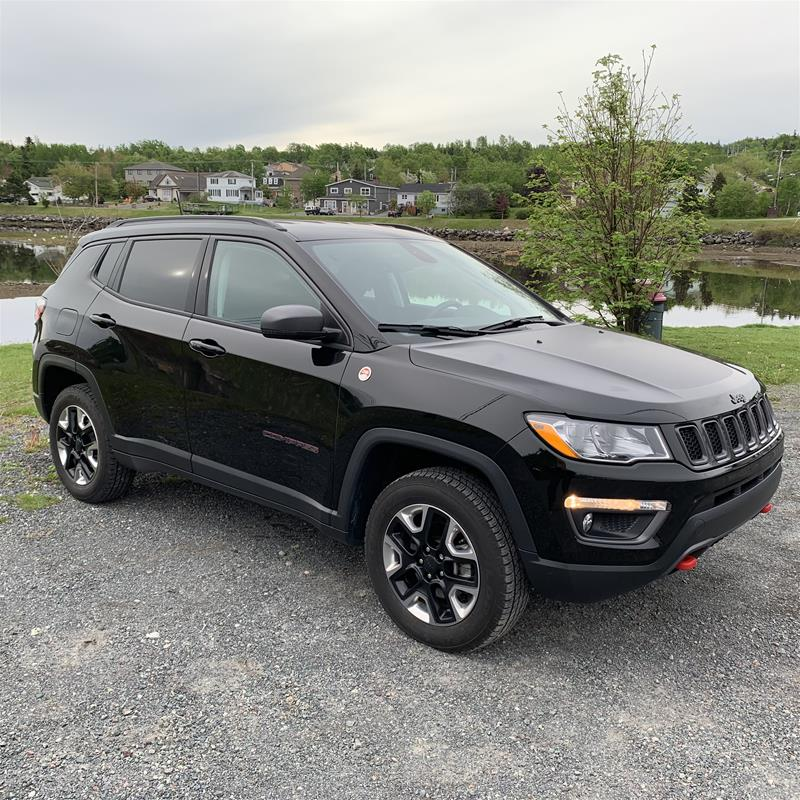 2017 Jeep Compass 4x4 Trailhawk Certified Inspected.  4X4 Heated Sea