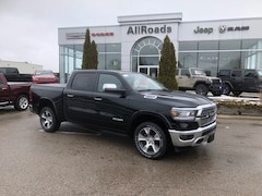 2019 Ram 1500 ALL NEW Laramie save with 0% 48 months! Truck Crew Cab