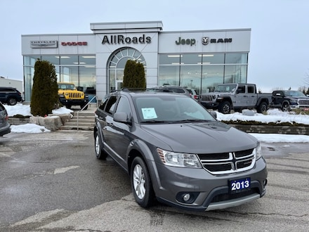 2013 Dodge Journey SXT with 7 pass. seating SUV