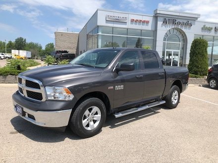 2017 Ram 1500 SORRY SOLD! 4x4 Crew Cab 5.6 ft. box 140 in. WB