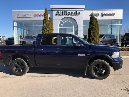 2017 Ram 1500 SORRY SOLD! Truck Crew Cab
