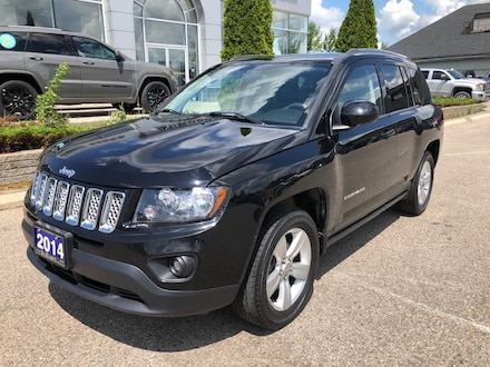 2014 Jeep Compass North 4x4, now reduced to $15998! SUV