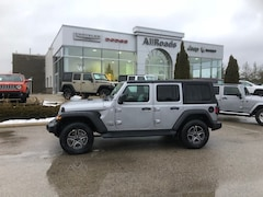 2018 Jeep All new Jeep Wrangler Unlimited New JL Wrangler Unlimited / New Price! SUV