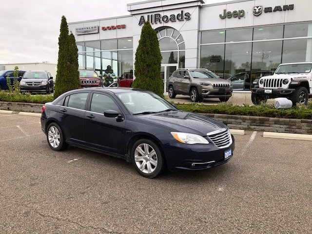 2013 Chrysler 200 Touring NO Payments for 90 days! Sedan