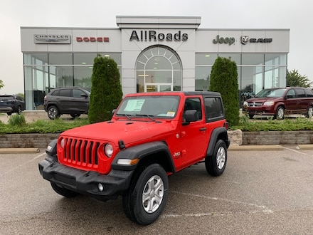 2021 Jeep Wrangler SORRY SOLD! 4x4