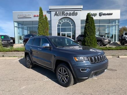 2021 Jeep Grand Cherokee Limited heated leather / nav 4x4