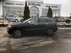 2019 Jeep Grand Cherokee Limited Heated leather Roof Nav, save 17% off MSRP SUV