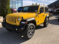 2019 Jeep Wrangler Sport S, save 10% off MSRP! SUV