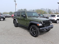 2021 Jeep Wrangler Unlimited Willys, v6/ dual top/ heated seats / alp SUV
