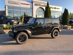 2020 Jeep Wrangler Unlimited Sahara Limited edition Altitude SUV