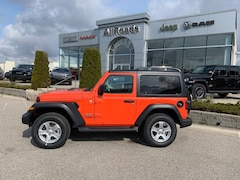2020 Jeep Wrangler Sport S, cold weather & conv. group SUV