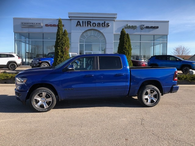 2019 Ram 1500 save 22% off MSRP on this New Style Ram Sport! Truck Crew Cab