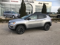 2019 Jeep Compass Trailhawk save 10% off MSRP! SUV