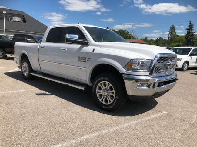 2018 Ram 2500 Laramie 2500 with no Charge Diesel! Truck Crew Cab