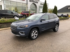 2020 Jeep Cherokee Limited 4x4 / 0% 84 months !~ SUV
