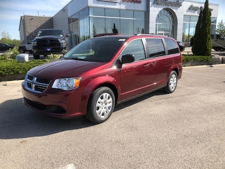 2020 Dodge Grand Caravan SXT 25% off msrp! Van