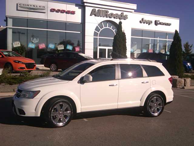 2012 Dodge Journey R/T - 7pass., power roof! SUV