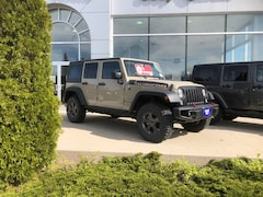 2018 Jeep Wrangler JK Recon Special Edition Rubicon with Lift! .69% 60! SUV