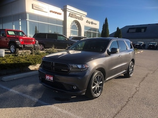 2018 Dodge Durango GT / Heated leather / Roof/ Brand New tires SUV