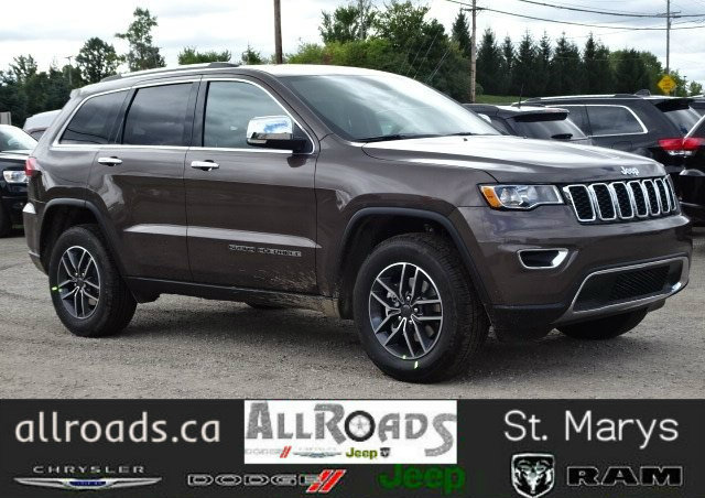 2019 Jeep Grand Cherokee Limited 4x4 save 17% off MSRP! SUV