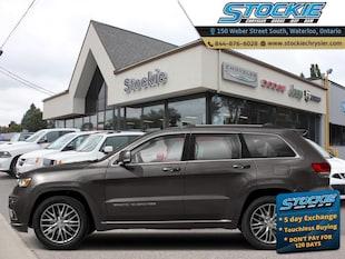 2020 Jeep Grand Cherokee Summit - Plush Luxury SUV