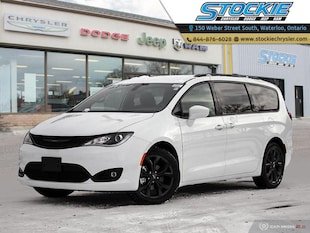 2020 Chrysler Pacifica Touring-L S App Pack Uconnect Theatre SUV