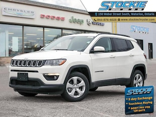 2020 Jeep Compass North 8.4 Navi Power Tailgate Cold Grp SUV