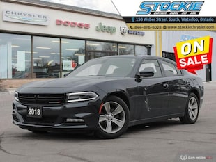 2018 Dodge Charger SXT Plus $180 Bi-Weekly Sedan