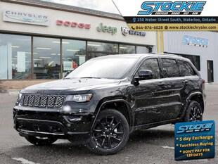 2020 Jeep Grand Cherokee Altitude - Sunroof -  Protech Group SUV