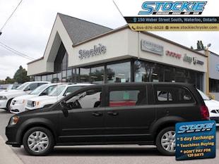 2020 Dodge Grand Caravan SXT - Uconnect Van