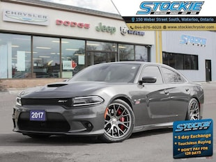 2017 Dodge Charger SRT 392 Leather, Sunroof, 20 Alloys, Winter Rims a Sedan