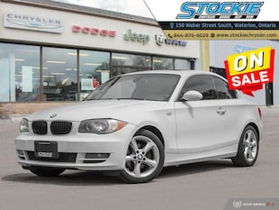 2009 BMW 1 Series Leather- Heated Seats- Sunroof Coupe