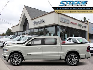 2020 Ram 1500 Sport - Leather Seats -  Cooled Seats Crew Cab