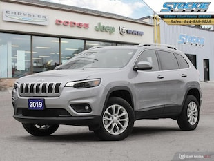 2019 Jeep New Cherokee North | Panoramic Sunroof Android Auto Apple CarPl SUV
