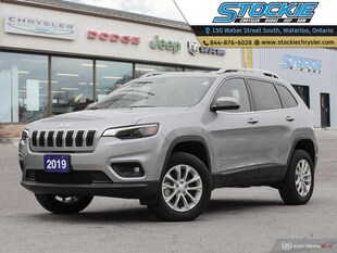 2019 Jeep Cherokee North Comf and Conv and Cold Group SUV