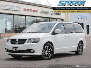 2018 Dodge Grand Caravan GT - Leather Seats Van