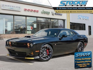 2020 Dodge Challenger Scat Pack 392 - Sunroof Coupe