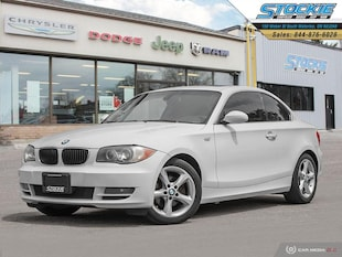 2009 BMW 1 Series 128i 2dr Car