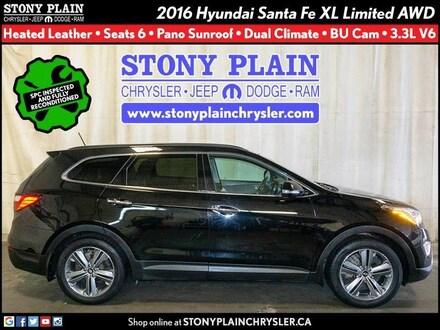 2016 Hyundai Santa Fe XL Limited SUV