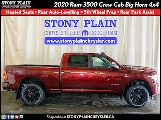2020 Ram 3500 Big Horn Truck Crew Cab