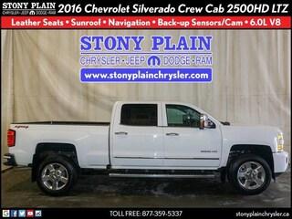 2016 Chevrolet Silverado 2500HD Pickup Truck