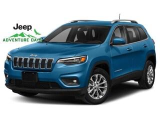 2021 Jeep Cherokee Trailhawk 4x4