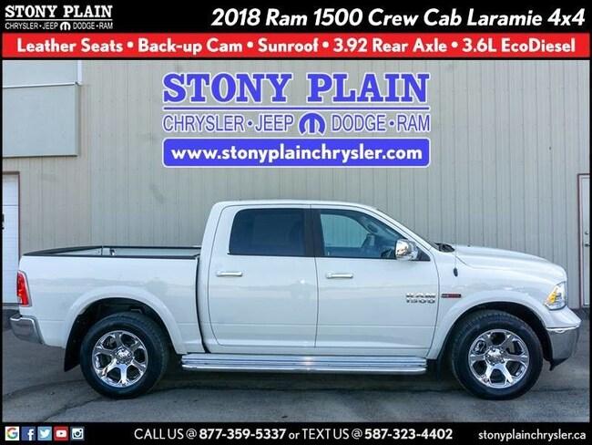 2018 Ram 1500 Pickup Truck