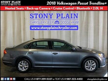 2018 Volkswagen Passat Sedan