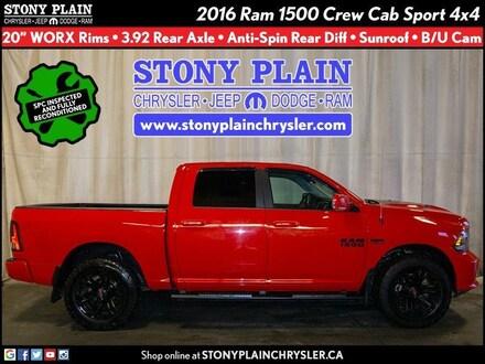 2016 Ram 1500 Sport Pickup Truck