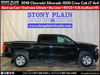 2018 Chevrolet Silverado 1500 Pickup Truck